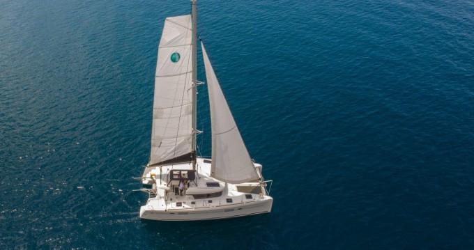Rental Catamaran in Slano - Lagoon Lagoon 39 (2017)