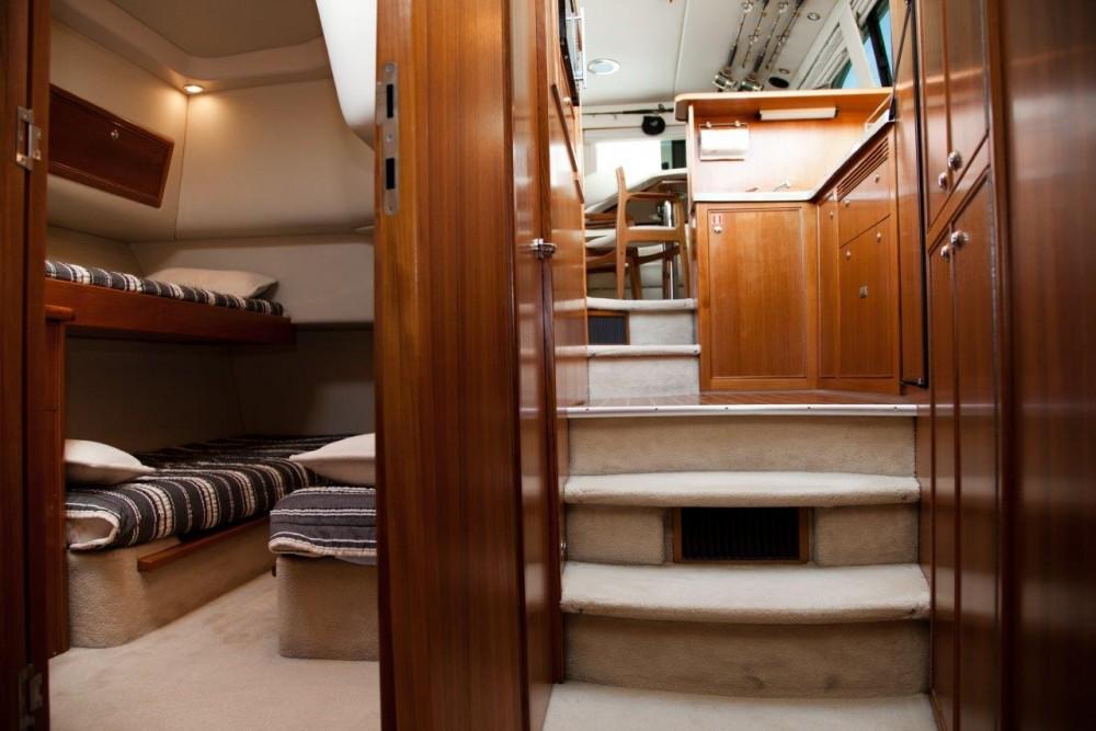 Boat rental Split cheap Riviera 42 (2006)
