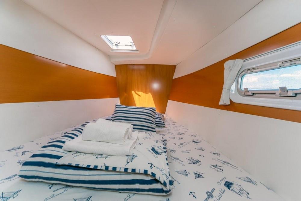 Rental yacht Split - Lagoon Lagoon power 44 (2006) - 2020 total refit  on SamBoat