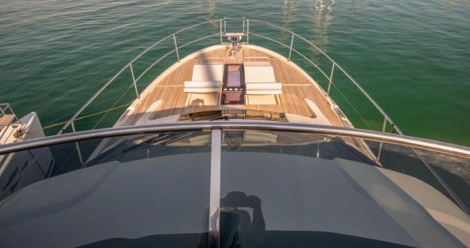 Rental yacht Split - Bénéteau Monte Carlo 6 (2019) on SamBoat