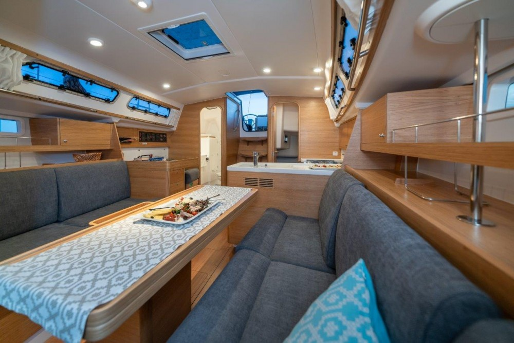 Rental yacht Split - X-Yachts Xc 35 (2018)  on SamBoat