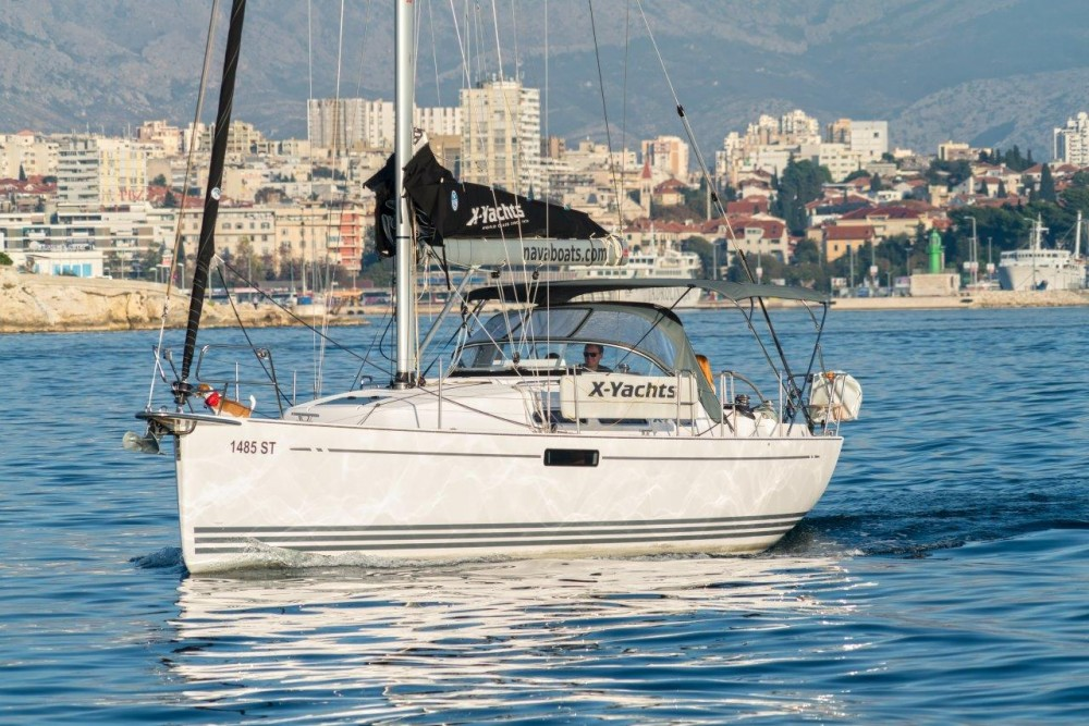 Boat rental X-Yachts Xc 35 (2018)  in Split on Samboat
