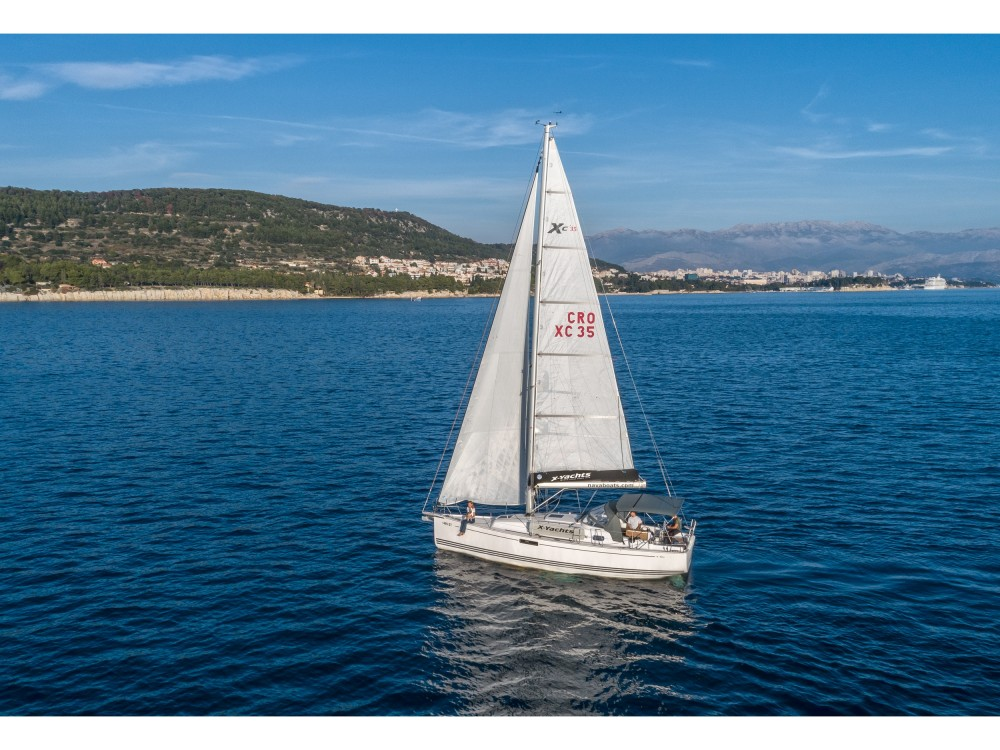 Rental Sailboat in Split - X-Yachts Xc 35 (2018)