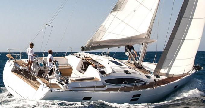 Hire Sailboat with or without skipper Elan Porto di San Benedetto del Tronto