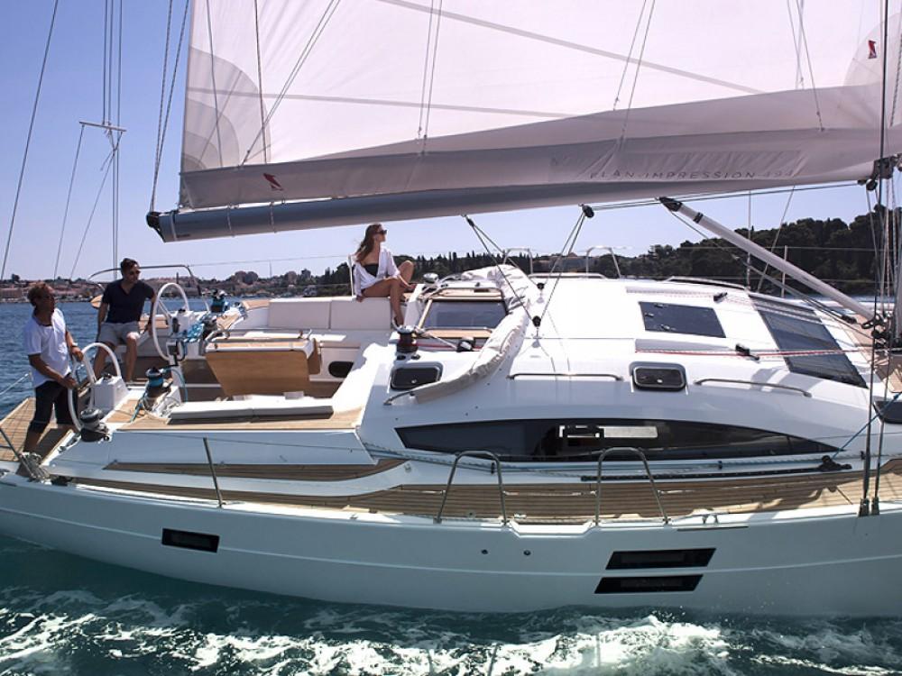 Boat rental  cheap Elan 494 Impression