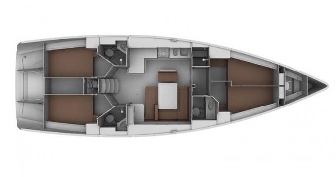 Sailboat for rent Porto di San Benedetto del Tronto at the best price