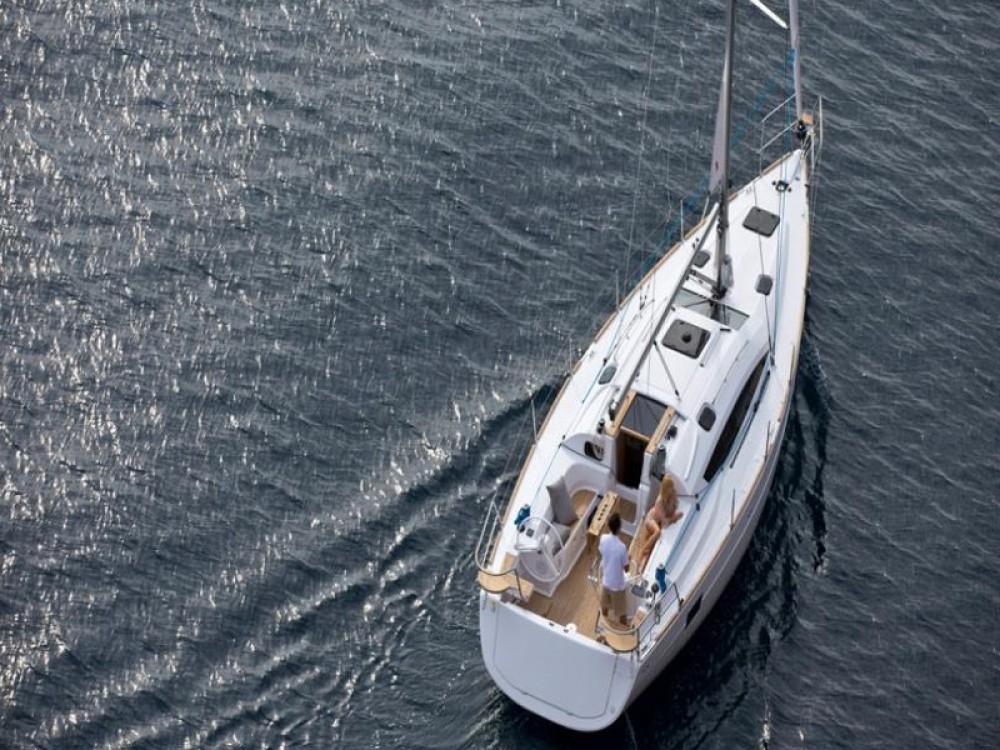 Boat rental San Benedetto del Tronto cheap Elan 40 Impression