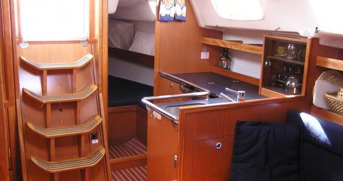 Boat rental Lefkas Marina cheap Bavaria 35 Cruiser