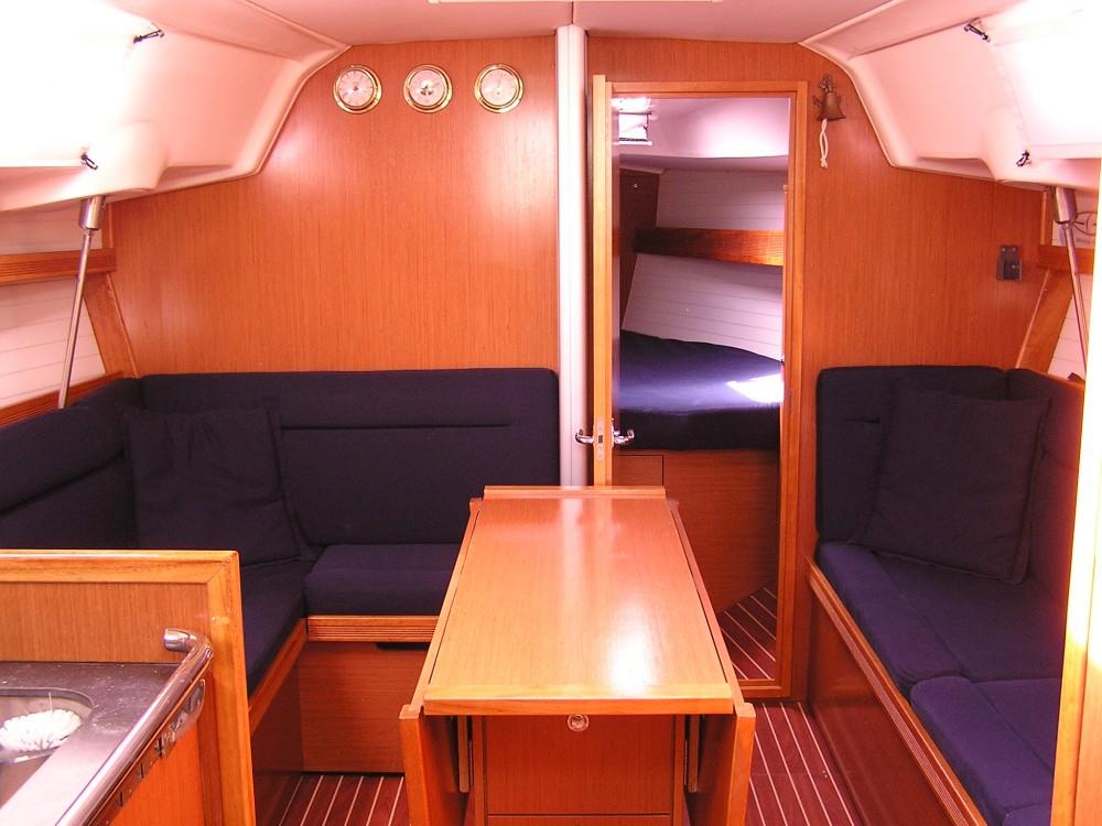 Boat rental  cheap Bavaria 35 Cruiser