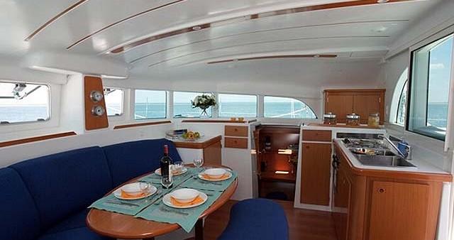 Rental Catamaran in Lefkada (Island) - Lagoon Lagoon 380 S2