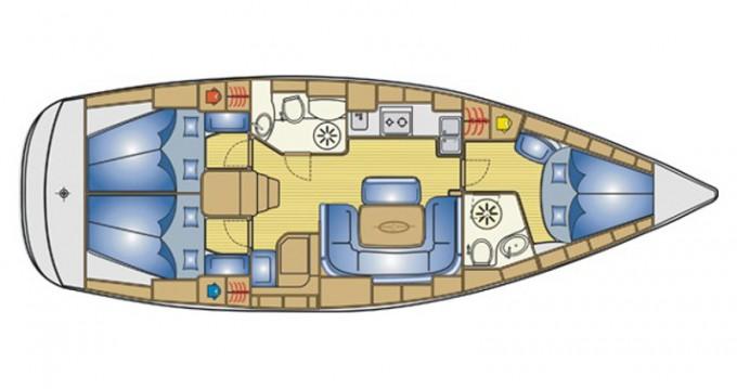 Bavaria Bavaria 39 Cruiser between personal and professional Lefkas Marina