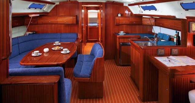 Boat rental Lefkas Marina cheap Bavaria 49