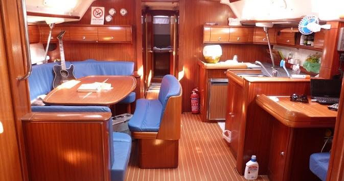 Rent a Bavaria Bavaria 49 Lefkas Marina