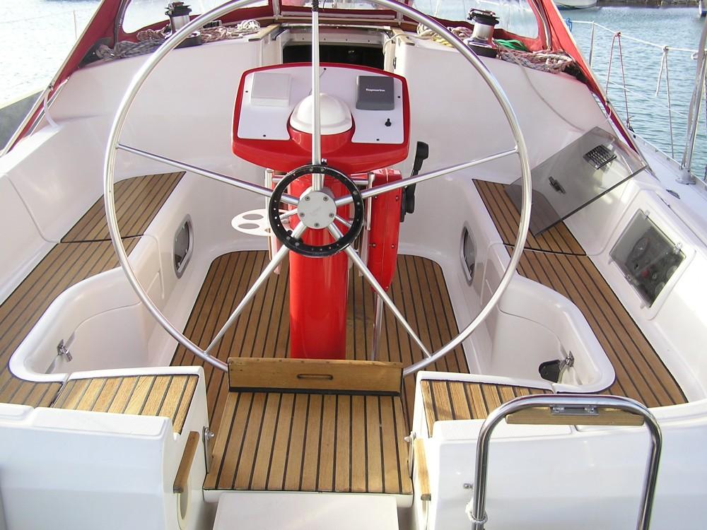 Rental yacht Lefkada - Jeanneau Sun Odyssey 37.1 on SamBoat