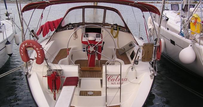 Rent a Jeanneau Sun Odyssey 37.1 Lefkas Marina