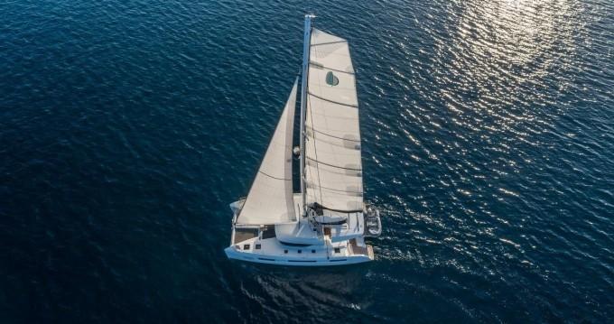 Boat rental Split cheap Lagoon 50