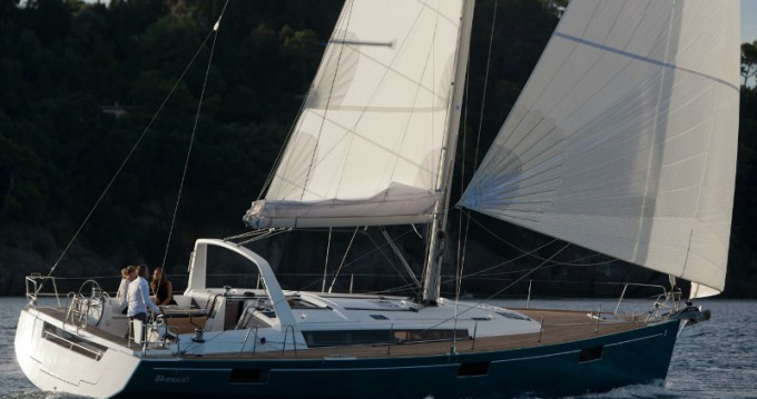 Rental yacht Lefkas Marina - Bénéteau Oceanis 48 on SamBoat