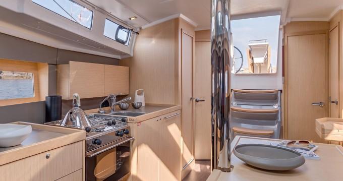 Boat rental Lefkada (Island) cheap Oceanis 38.1