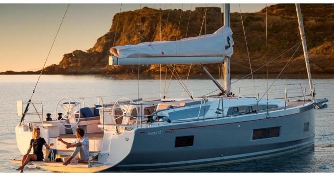 Rental yacht Lefkada (Island) - Bénéteau Oceanis 46.1 on SamBoat
