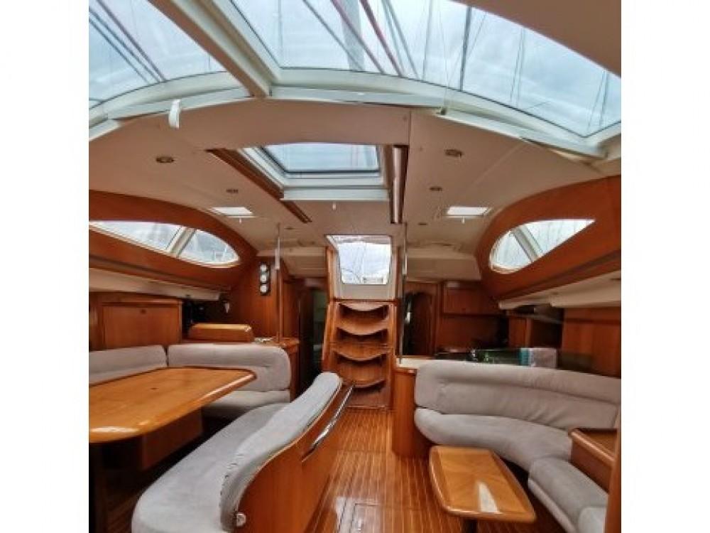 Rent a Jeanneau Sun Odyssey 54DS Marina Gouvia