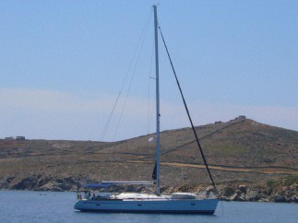 Boat rental Kontokali cheap Bavaria 51 Cruiser