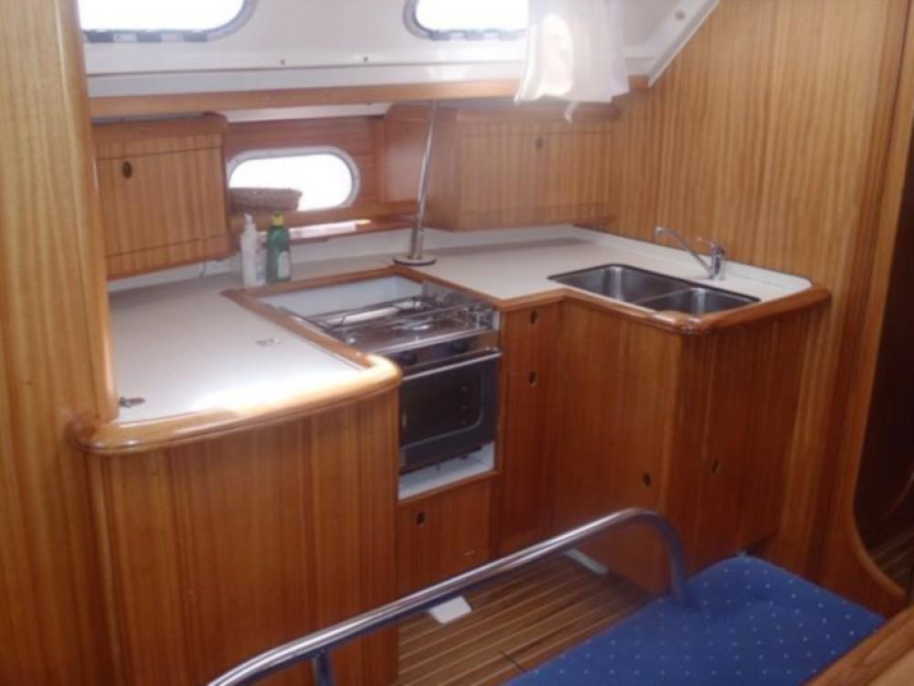 Boat rental Murter cheap GibSea 43-4