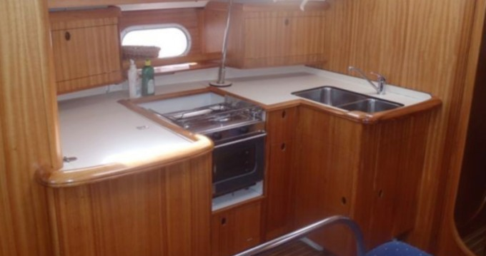 Hire Sailboat with or without skipper Dufour Betina