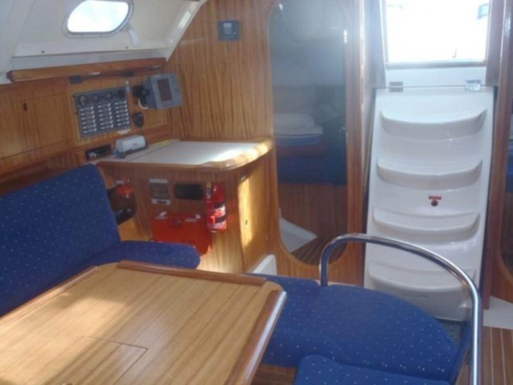 Rental Sailboat in Murter - Dufour GibSea 43-4