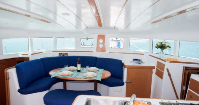 Hire Catamaran with or without skipper Lagoon Betina
