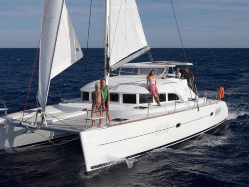 Rental yacht Murter - Lagoon Lagoon 380 on SamBoat