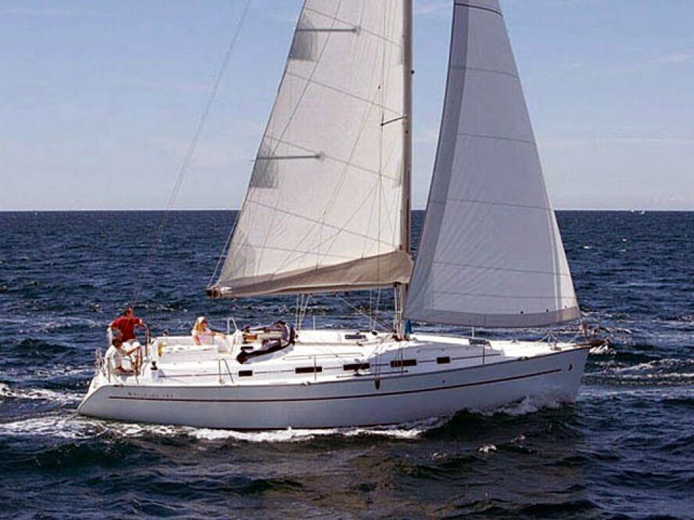 Rental Sailboat in Murter - Bénéteau Beneteau Cyclades 39.3