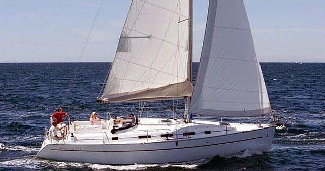 Boat rental Betina cheap Beneteau Cyclades 39.3