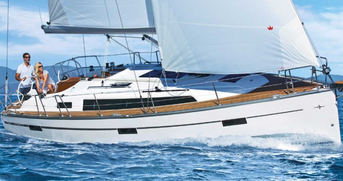 Bavaria Cruiser 37 between personal and professional Betina
