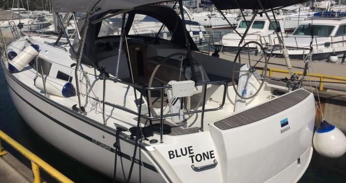 Boat rental Bavaria Cruiser 37 in Betina on Samboat