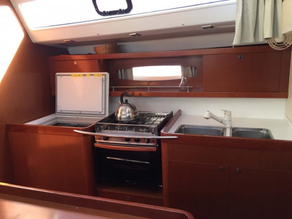 Boat rental Murter cheap Oceanis 50 Family