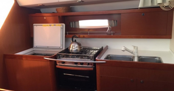 Boat rental Betina cheap Oceanis 50 Family