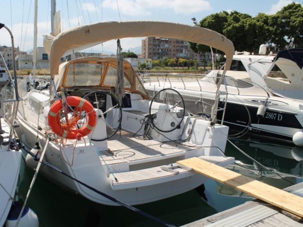 Boat rental Palermo cheap Dufour 310