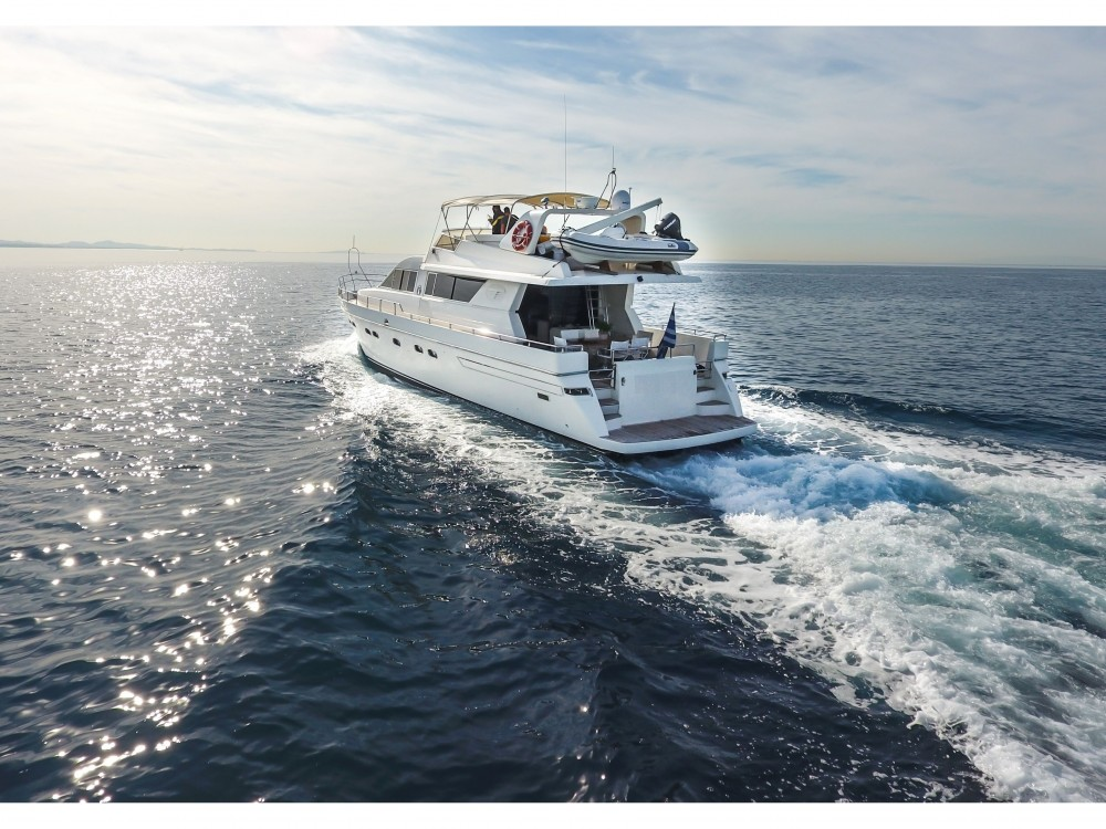 Hire Yacht with or without skipper  Flisvos Marina
