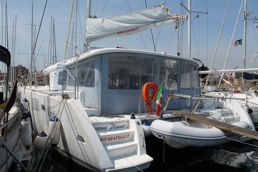 Boat rental Lagoon Lagoon 450 in Marsala on Samboat