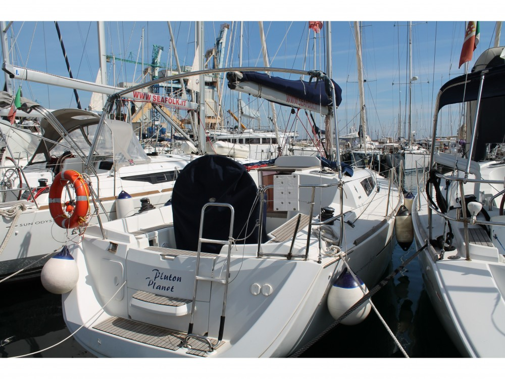 Sailboat for rent Marsala Marina at the best price