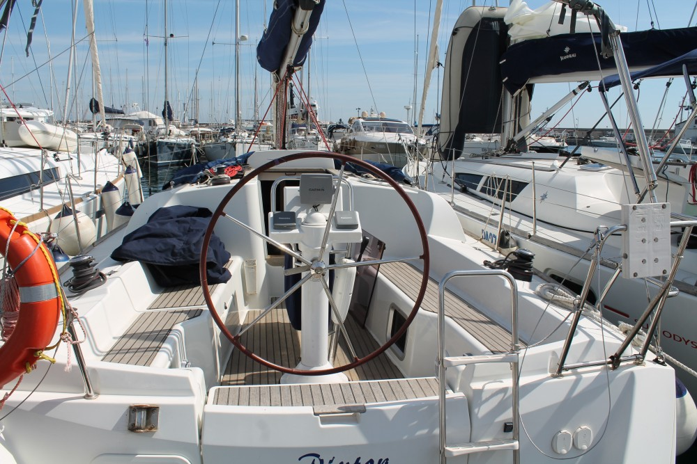 Boat rental Marsala cheap Sun Odyssey 33