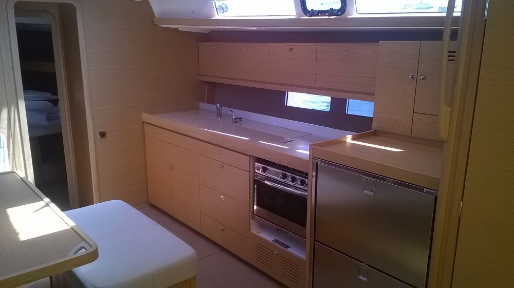 Boat rental Marsala cheap Dufour 460