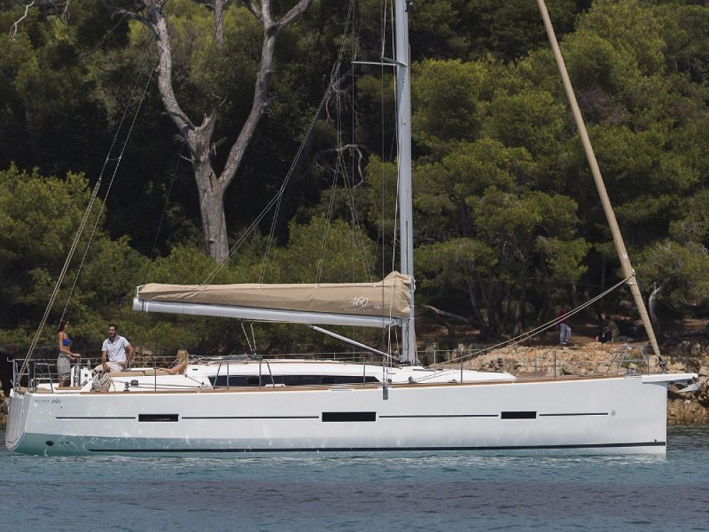 Boat rental Dufour Dufour 460 in Furnari on Samboat