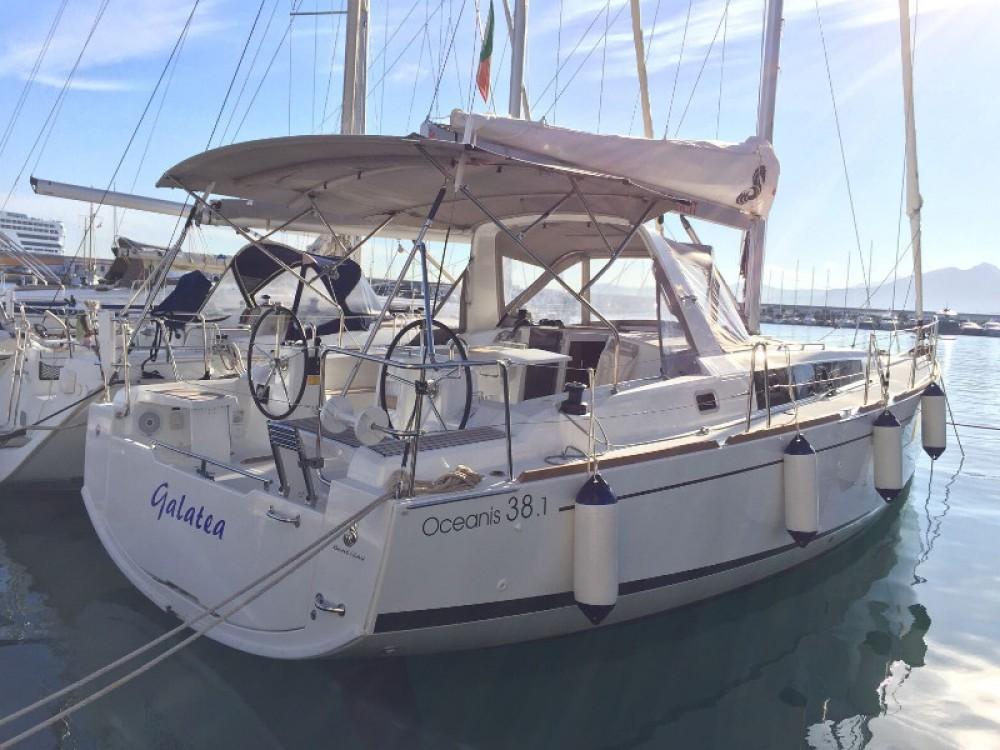 Rental Sailboat in Marsala - Bénéteau Oceanis 38.1