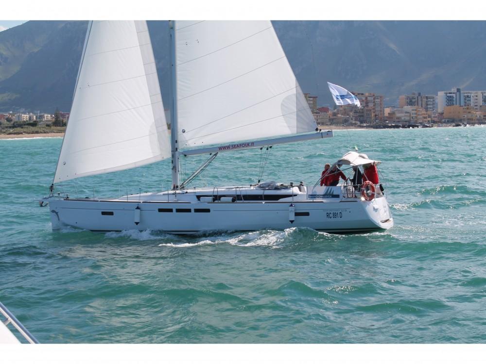 Boat rental Marsala cheap Sun Odyssey 519