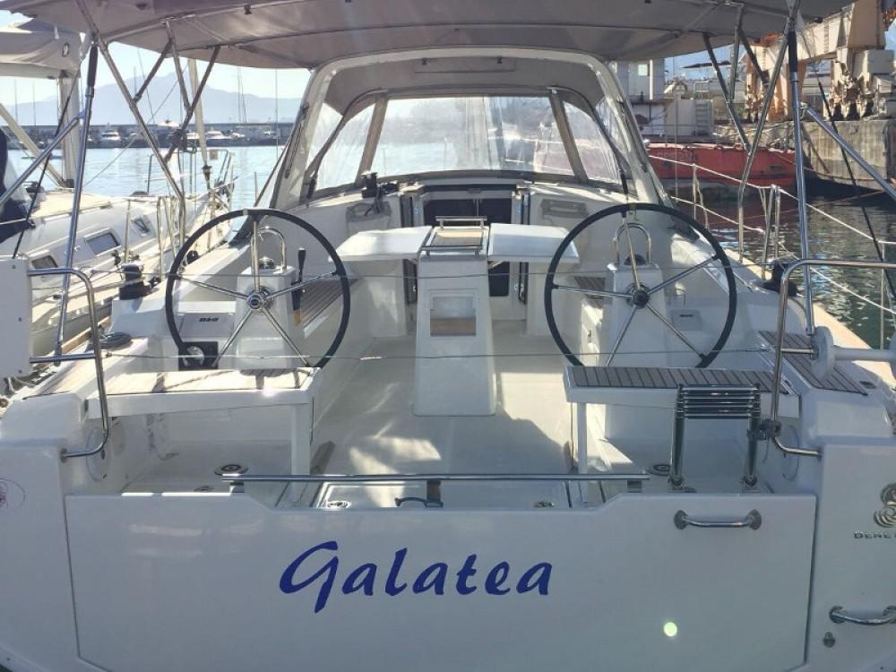 Boat rental Marsala cheap Oceanis 38.1