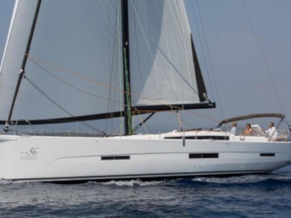 Rental Sailboat in Furnari - Dufour Dufour 56 Exclusive