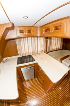 Rental Motorboat Adagio with a permit