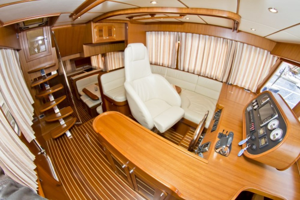 Rental Motor boat in Primošten - Adagio Adagio Europa 51.5