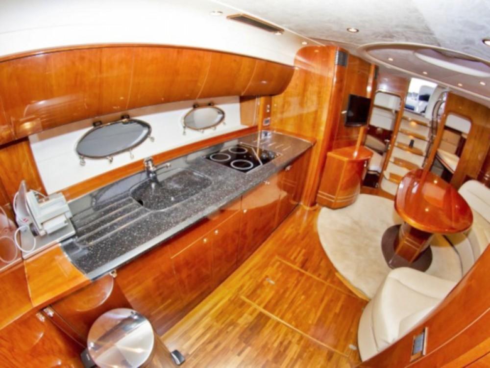 Rental Yacht in Primošten - Princess Princess V 58